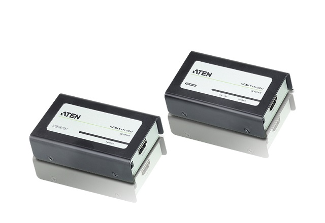 ATEN VE-800A HDMI video extender přes CAT5e (1080p na 40m)