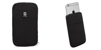 Crumpler Base Layer iPhone 6/7 - black/rust red