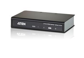 ATEN VS-182A 2-port HDMI rozbočovač 4K2K rozlišení (2160p Ultra HD)