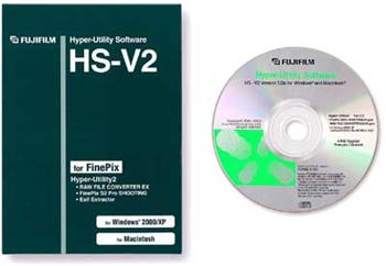 Fujifilm softvér HS-V2