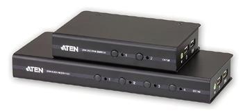 ATEN CS-72D 2-port DVI KVM USB, audio 2.1, včetně kabelů