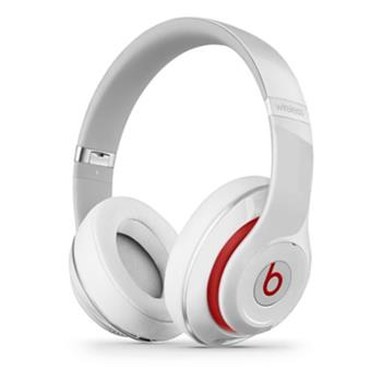 Apple Beats by Dr. Dre Studio Wireless Over-Ear Headphones - White