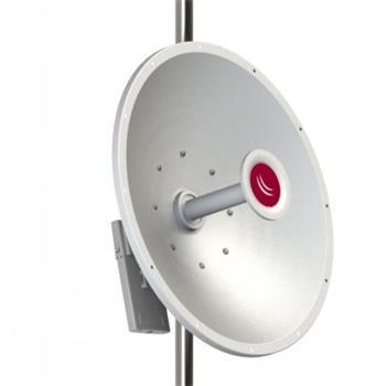 MikroTik MTAD-5G-30D3, 30dBi Parabolická anténa Dual 5GHz, 2x RPSMA, standardní úchyt
