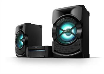 SONY SHAKE-X3 Domácí audiosystém