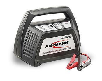 Ansmann ALCT 6-24/10 nabíječka olověných baterií 6-24V