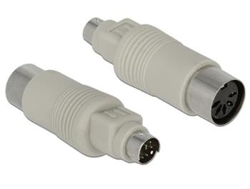 Delock Adapter PS/2 male > DIN 5 pin female