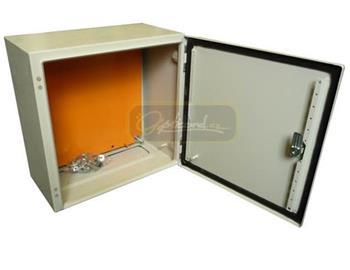 Elektro rozvaděč 500x500x300 mm IP55