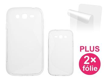 CONNECT IT S-COVER pro Samsung Galaxy Neo Plus Duos (GT-I9060I) ČIRÉ