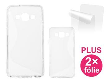 CONNECT IT S-COVER pro Samsung Galaxy A3 (SM A300F) ČIRÉ