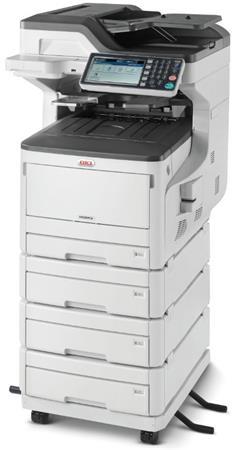 !! AKCE !! OKI MC853dnv A3 23/23 ppm ProQ2400 dpi PCL6/PS3,USB 2.0,LAN (Print/Scan/Copy/Fax)
