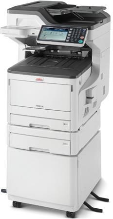 !! AKCE !! OKI MC873dnct A3 35/35 ppm ProQ2400 dpi PCL6/PS3,USB 2.0,LAN (Print/Scan/Copy/Fax)