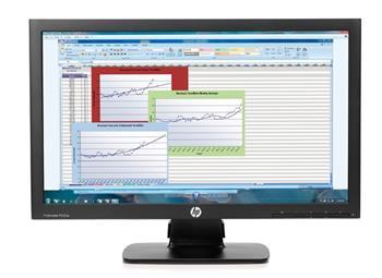HP ProDisplay P222va/21,5'/1920x1080/8ms/16:9/250cd/3000:1/VGA,DP