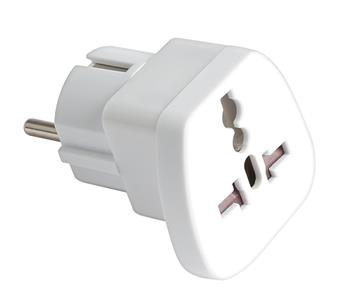 Hähnel EU Visitor Adapter (UK, US, Australia)
