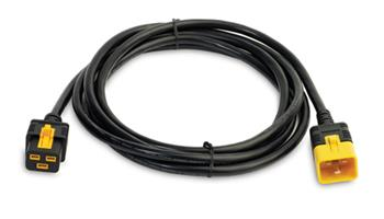 APC Power Cord, Locking C19 to C20, 3.0m