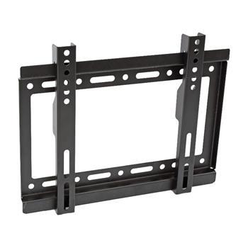 OMEGA držák na zeď pevný pro TV, VESA 100x100, 100x200, 200x200, 25 kg
