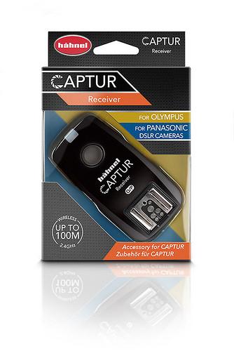 Hähnel CAPTUR Receiver Oly/Pana - samostatný přijímač Captur pro Olympus/Panasonic