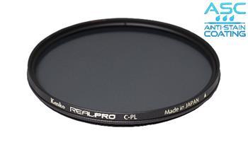 Kenko polarizační filtr REALPRO C-PL ASC 58mm