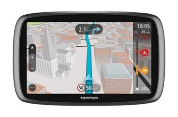 TOMTOM Trucker 6000 Europe, Lifetime mapy, 6