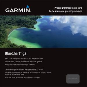 BlueChart G2 - EU509S / Plavebná mapa Dunaja