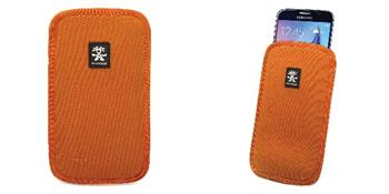 Crumpler Base Layer Galaxy S6 - burned orange
