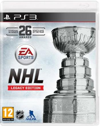 Electronic Arts PS3 hra NHL 16 Legacy Edition