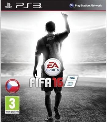 Electronic Arts PS3 hra FIFA 16