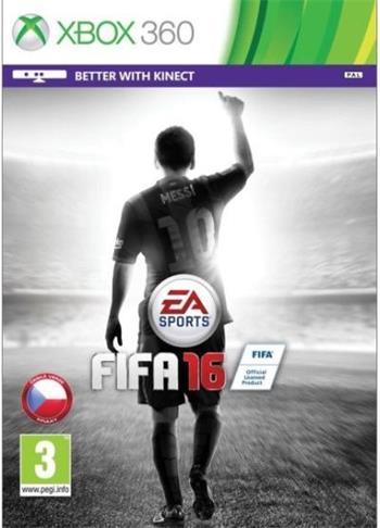 Electronic Arts XBox 360 Fifa 16