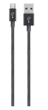 Belkin kabel MIXIT USB-A 2.0/micro-USB, 1,2m - černý