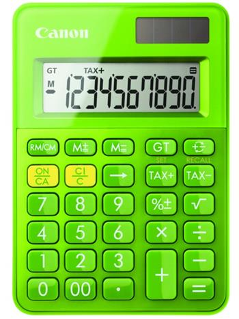 Canon kalkulačka LS-100K-MGR RR Green