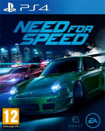 Electronic Arts PS4 hra Need for Speed 2016