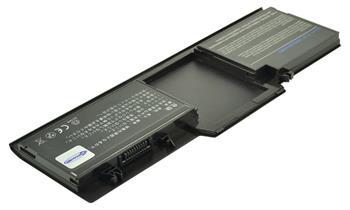 2-Power baterie pro DELL Latitude XT2 Tablet PC 11,1 V, 3900mAh, 3 cells