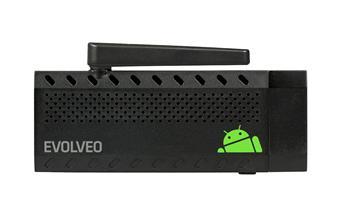 EVOLVEO Android Stick Q3 4K, Quad Core Smart TV stick s podporou 4K videa
