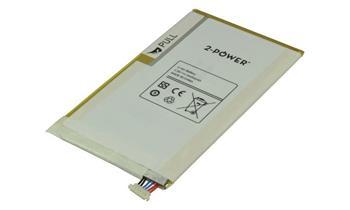 2-Power baterie pro Samsung Galaxy Tab 3 8.0, Galaxy Tab 3, SM-T310 Galaxy Tab 3 8.0 3,8 V, 4450mAh, 1 cell