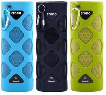Crono BlueTooth reproduktor, modrá - 2x 5 W, NFC, IPX4, modrý