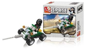 Sluban M38-B0317 - Space Quad