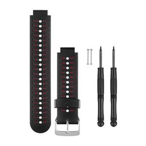 Remienok Forerunner® 230 / 235 / 630 (black & red) ND