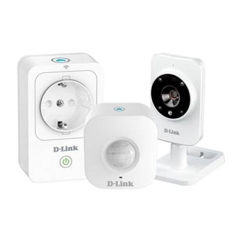 D-Link DCH-100KT/E mydlink Home SMART Home HD Starter Kit