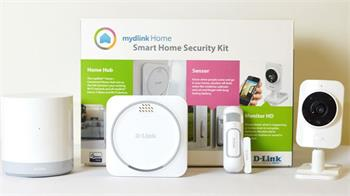 D-Link DCH-107KT Smart Home Security Kit