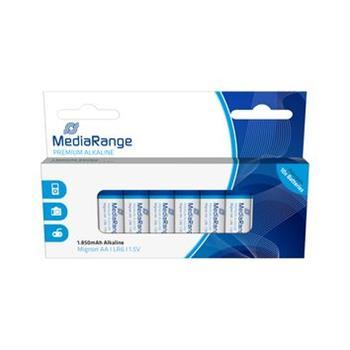 MediaRange Premium baterie Mignon AA 1,5V Alkalické 10pck/BAL