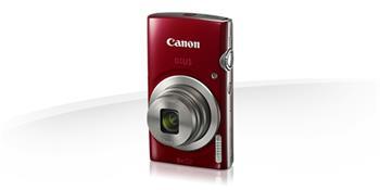 Canon IXUS 175 RED - 20MP, 8x zoom, 28-224mm, 2,7