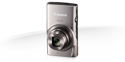 Canon IXUS 285 HS SILVER - 20MP,12x zoom,25-300mm,3,0