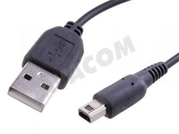 AVACOM Nabíjecí USB kabel pro Nintendo 3DS s konektorem 3DS (120cm)