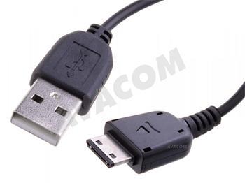 AVACOM Nabíjecí USB kabel pro telefony Samsung G800, L760, S5230 (120cm)