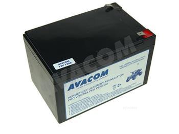 AVACOM Náhradní baterie (olověný akumulátor) 12V 12Ah do vozítka Peg Pérego F2