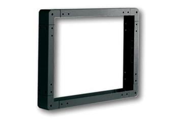 Digitus Plinth for DIGITUS server cabinets, 600x1000mm Color black RAL 9005