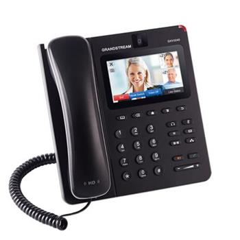 Grandstream GXV3240 / VoIP telefon/ 4,3 displej / 6x SIP/ HD audio/ Android
