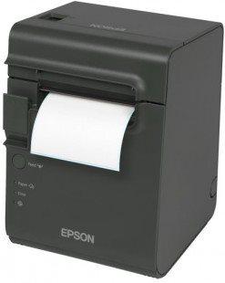 Epson TM-L90 (412): černá/serial/USB/řezačka/zdroj