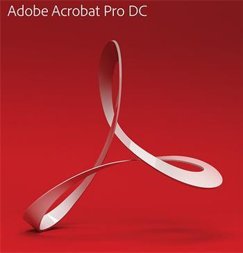Adobe Acrobat Pro DC MP ML (+CZ) COM NEW 1-9 (1 měsíc)
