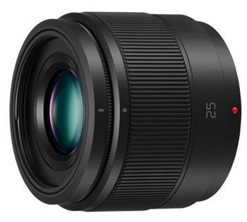 Panasonic H-H025E-K - LUMIX G 25mm/F1.7 ASPH