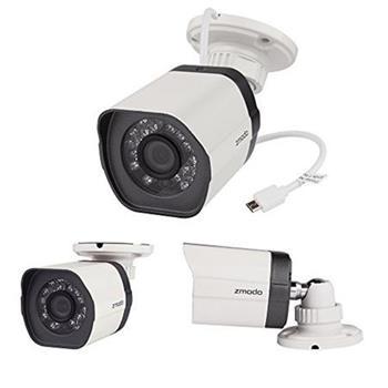 ZMODO 720P sPOE Camera White